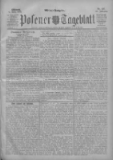 Posener Tageblatt 1904.03.09 Jg.43 Nr116