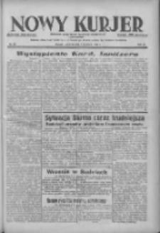 Nowy Kurjer: dziennik poświęcony sprawom politycznym i społecznym 1938.04.07 R.49 Nr80