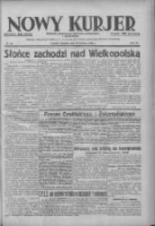 Nowy Kurjer: dziennik poświęcony sprawom politycznym i społecznym 1938.04.10 R.49 Nr83