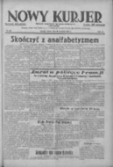 Nowy Kurjer: dziennik poświęcony sprawom politycznym i społecznym 1938.04.16 R.49 Nr88