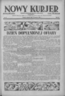 Nowy Kurjer: dziennik poświęcony sprawom politycznym i społecznym 1938.04.17 R.49 Nr89