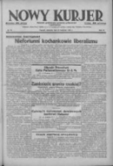 Nowy Kurjer: dziennik poświęcony sprawom politycznym i społecznym 1938.04.24 R.49 Nr94