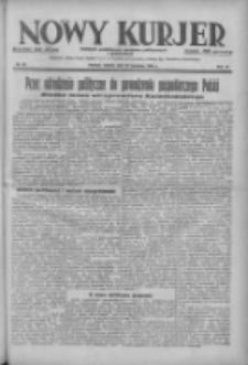 Nowy Kurjer: dziennik poświęcony sprawom politycznym i społecznym 1938.04.26 R.49 Nr95