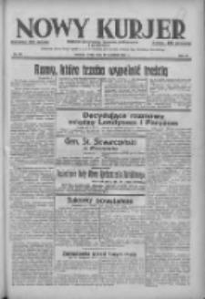 Nowy Kurjer: dziennik poświęcony sprawom politycznym i społecznym 1938.04.27 R.49 Nr96