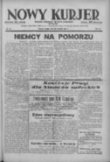 Nowy Kurjer: dziennik poświęcony sprawom politycznym i społecznym 1938.04.29 R.49 Nr98