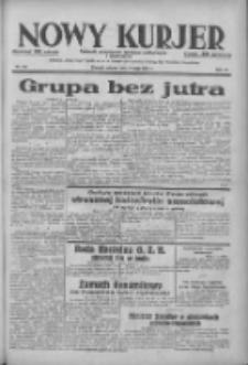 Nowy Kurjer: dziennik poświęcony sprawom politycznym i społecznym 1938.05.03 R.49 Nr101