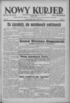 Nowy Kurjer: dziennik poświęcony sprawom politycznym i społecznym 1938.05.06 R.49 Nr103