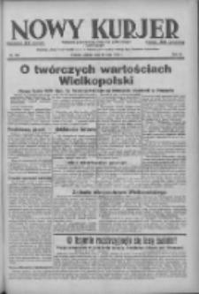Nowy Kurjer: dziennik poświęcony sprawom politycznym i społecznym 1938.05.10 R.49 Nr106