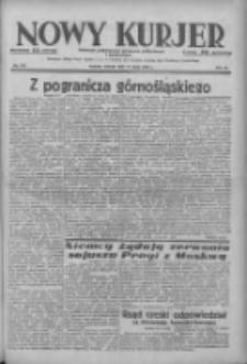 Nowy Kurjer: dziennik poświęcony sprawom politycznym i społecznym 1938.05.17 R.49 Nr112