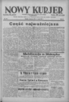 Nowy Kurjer: dziennik poświęcony sprawom politycznym i społecznym 1938.05.19 R.49 Nr114