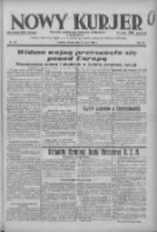 Nowy Kurjer: dziennik poświęcony sprawom politycznym i społecznym 1938.05.24 R.49 Nr118