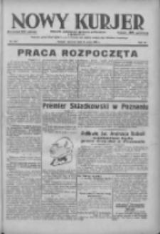 Nowy Kurjer: dziennik poświęcony sprawom politycznym i społecznym 1938.05.26 R.49 Nr120