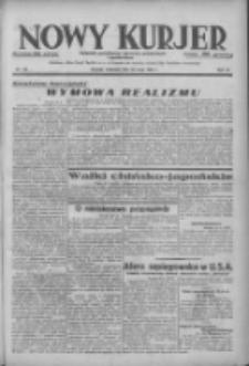 Nowy Kurjer: dziennik poświęcony sprawom politycznym i społecznym 1938.05.29 R.49 Nr122