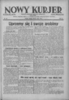 Nowy Kurjer: dziennik poświęcony sprawom politycznym i społecznym 1938.05.31 R.49 Nr123