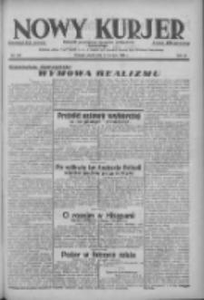 Nowy Kurjer: dziennik poświęcony sprawom politycznym i społecznym 1938.06.03 R.49 Nr126