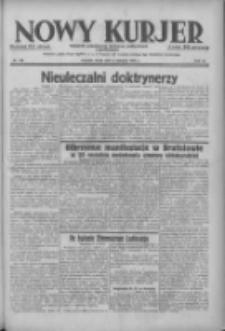 Nowy Kurjer: dziennik poświęcony sprawom politycznym i społecznym 1938.06.05 R.49 Nr128