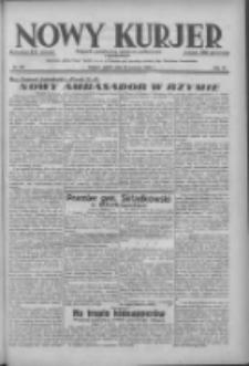 Nowy Kurjer: dziennik poświęcony sprawom politycznym i społecznym 1938.06.10 R.49 Nr131