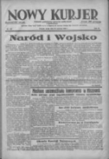 Nowy Kurjer: dziennik poświęcony sprawom politycznym i społecznym 1938.06.29 R.49 Nr146
