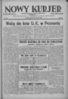 Nowy Kurjer: dziennik poświęcony sprawom politycznym i społecznym 1938.07.02 R.49 Nr148