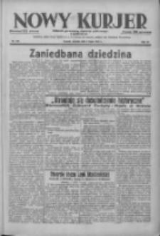 Nowy Kurjer: dziennik poświęcony sprawom politycznym i społecznym 1938.07.05 R.49 Nr150