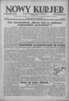 Nowy Kurjer: dziennik poświęcony sprawom politycznym i społecznym 1938.07.22 R.49 Nr165