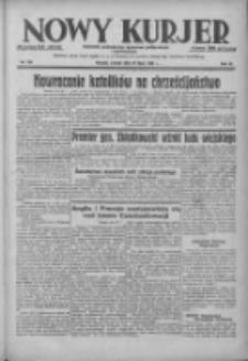 Nowy Kurjer: dziennik poświęcony sprawom politycznym i społecznym 1938.07.26 R.49 Nr168