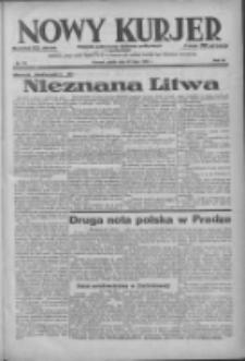 Nowy Kurjer: dziennik poświęcony sprawom politycznym i społecznym 1938.07.29 R.49 Nr171