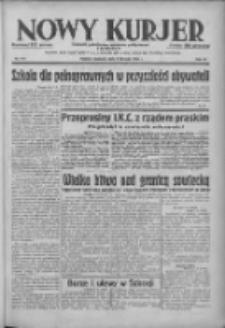 Nowy Kurjer: dziennik poświęcony sprawom politycznym i społecznym 1938.08.02 R.49 Nr174