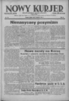 Nowy Kurjer: dziennik poświęcony sprawom politycznym i społecznym 1938.08.05 R.49 Nr177