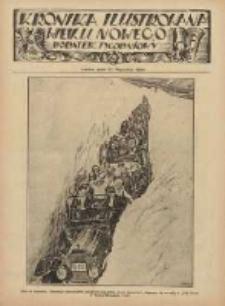 """Kronika Ilustrowana: dodatek tygodniowy """"Wieku Nowego"""" 1929.01.27"""