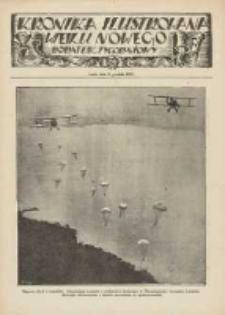 """Kronika Ilustrowana: dodatek tygodniowy """"Wieku Nowego"""" 1929.12.08"""
