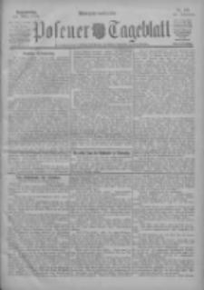 Posener Tageblatt 1904.03.24 Jg.43 Nr141