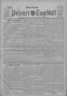 Posener Tageblatt 1904.03.25 Jg.43 Nr144