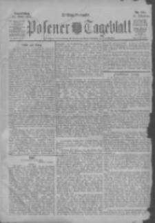 Posener Tageblatt 1904.03.31 Jg.43 Nr154