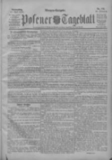 Posener Tageblatt 1904.04.14 Jg.43 Nr173