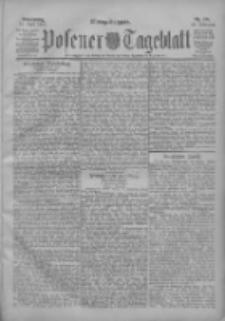Posener Tageblatt 1904.04.14 Jg.43 Nr174