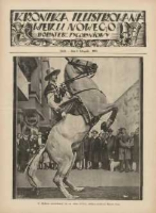 """Kronika Ilustrowana: dodatek tygodniowy """"Wieku Nowego"""" 1931.11.08"""