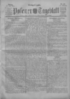 Posener Tageblatt 1904.04.18 Jg.43 Nr180