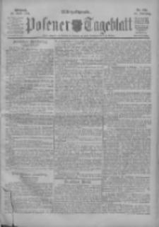 Posener Tageblatt 1904.04.20 Jg.43 Nr184