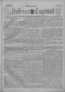 Posener Tageblatt 1904.04.21 Jg.43 Nr186