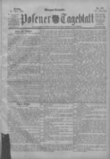 Posener Tageblatt 1904.04.22 Jg.43 Nr187