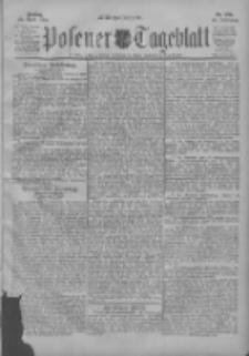 Posener Tageblatt 1904.04.22 Jg.43 Nr188
