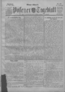 Posener Tageblatt 1904.04.23 Jg.43 Nr189