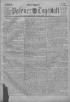 Posener Tageblatt 1904.04.23 Jg.43 Nr190