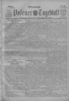 Posener Tageblatt 1904.04.25 Jg.43 Nr192