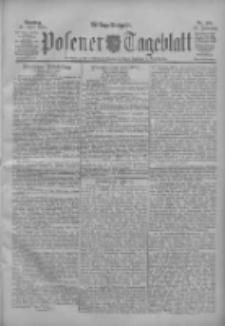 Posener Tageblatt 1904.04.26 Jg.43 Nr194