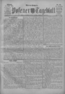 Posener Tageblatt 1904.04.27 Jg.43 Nr195