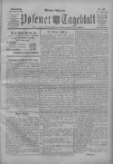 Posener Tageblatt 1904.04.27 Jg.43 Nr197