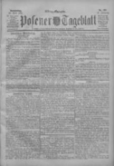 Posener Tageblatt 1904.04.28 Jg.43 Nr198
