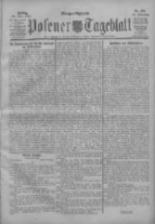 Posener Tageblatt 1904.04.29 Jg.43 Nr199